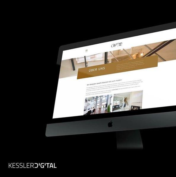 Beispiel von einem Kundenprojekt bei KesslerDigital
