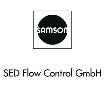 Logo SED Flow Control GmbH