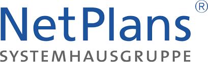 Logo von NetPlans, welche über SAM Auzubildende suchen