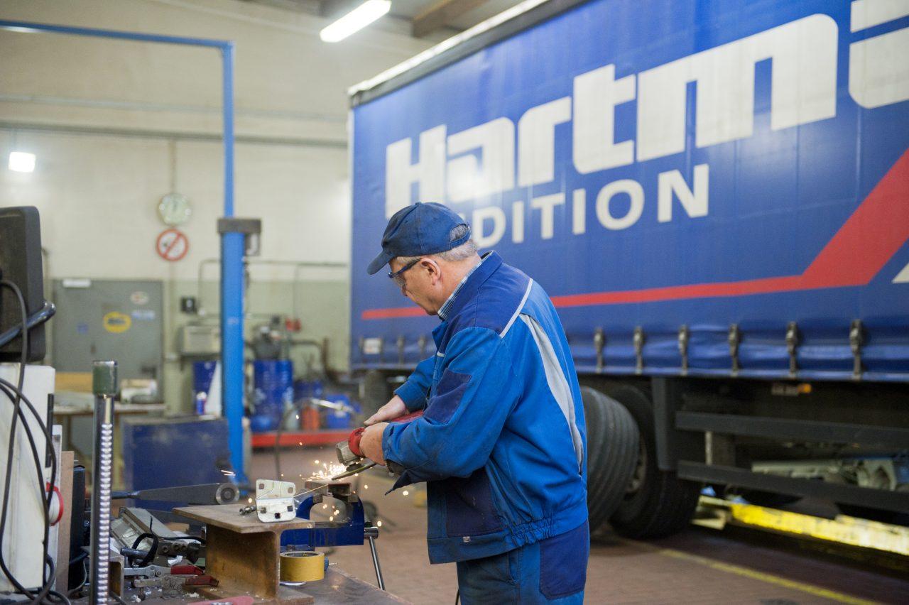 Hartmann Work