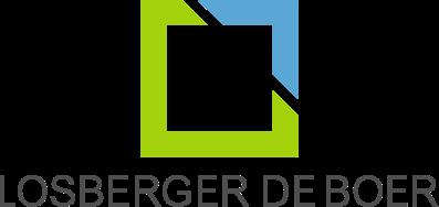 Losberger branding-logo