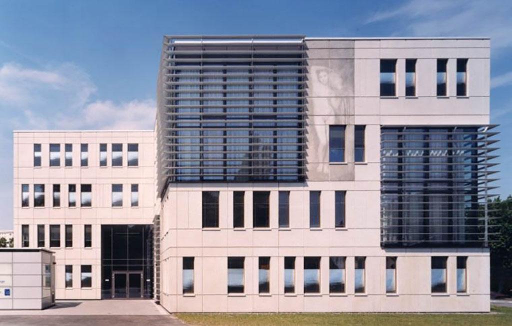 Rutsch Fensterbau Medien- und Kommunikationszentrum Mannheim